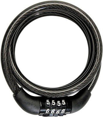 Trost Plastic Combination Lock For Helmet