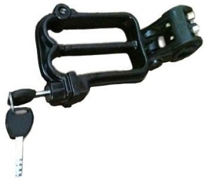 SHIONG Plastic Key Lock For Helmet