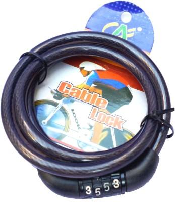 Adino Plastic Cable Lock For Helmet