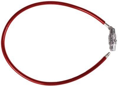 AutoSun Steel Cable Lock For Helmet