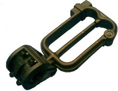 AutoSun Plastic Key Lock For Helmet