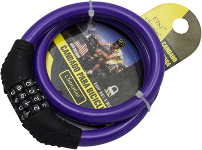 JLT Plastic Combination Lock For Helmet