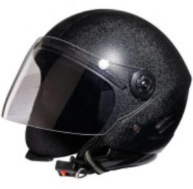 speedy collections CRAZY Motorbike Helmet - L