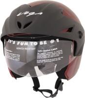 Vega Cruiser W/P Motorsports Helmet(Burgundy)