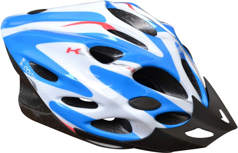 Cockatoo Medium Skating Helmet(Blue)