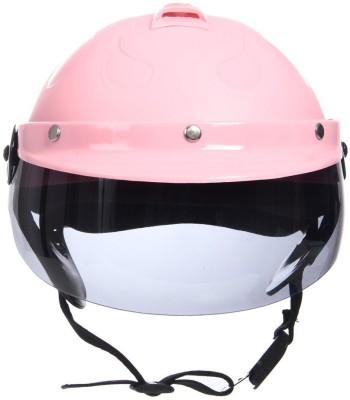 Format Helmet Dzire Pink Motorbike, Cycling Helmet - M