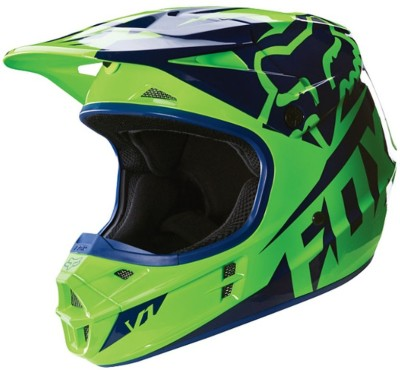Fox Racing Off Road Motorbike Helmet - M
