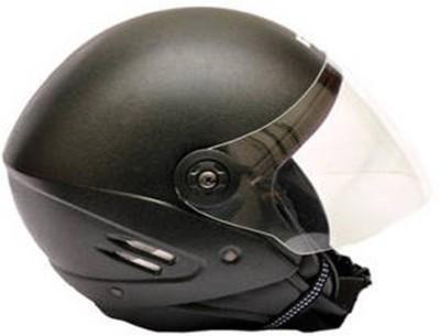 Speedking Sat-Black Motorbike Helmet - M