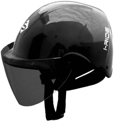 Saviour I-Ride Glossy Unisex Helmet Motorbike Helmet - M