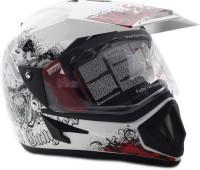 Vega Off Road Gangster Motorsports Helmet - M