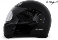 Vega Formula HP Motorsports Helmet(Black)