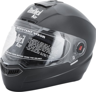 Steelbird A-1 Dashing Motorbike Helmet - L