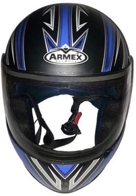 Armex Fizen Star Motorbike Helmet - L