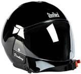 Steelbird Dashing Motorbike Helmet (Blac...