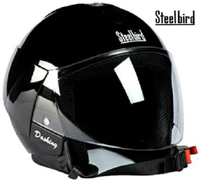 Steelbird Eve Dashing Motorbike Helmet - L
