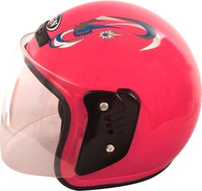 Autofurnish FGN-519-P Motorbike Helmet - L