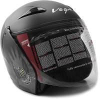 Vega Eclipse Monster Army Motorsports Helmet - M
