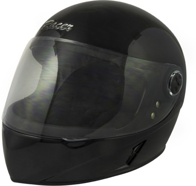 Anokhe Collections Racer (ISI Certified) Motorbike Helmet - L(Black Glossy)