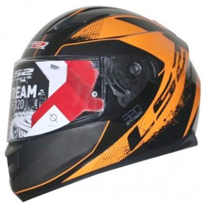 LS2 FF320-L Motorbike Helmet - L