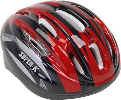 Super-K SH0602-L_RED Skating Helmet - L