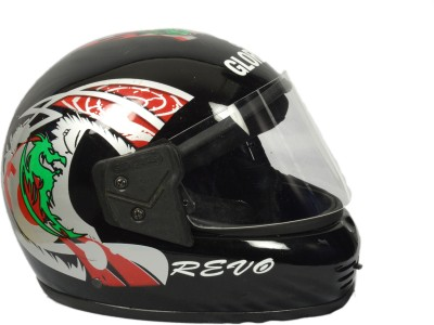 Simran GLORIOUS Motorbike Helmet - L