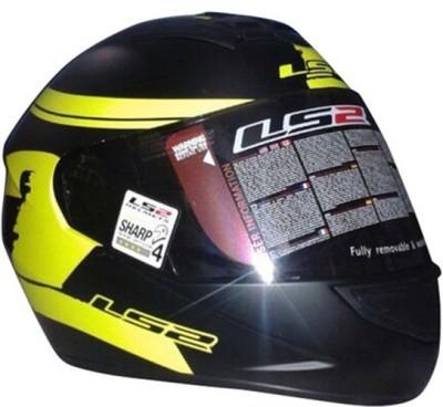 LS2 Ff352 Bulky Motorbike Helmet - L