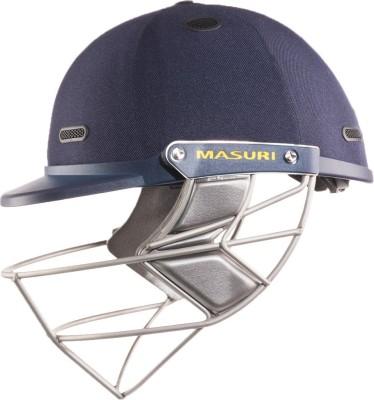 Masuri Vision Series Test - Stainless Steel Grill - Standard Cricket Helmet - S