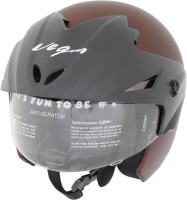 Vega Cruiser W/P Motorsports Helmet - L(Dull Burgundy)