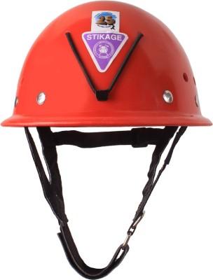 Stikage Stikage Rock Climbing, Mountaineering, Trekking, Camping & Hiking Helmet - M