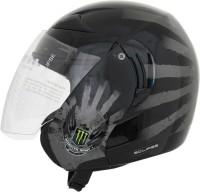 Vega Eclipse Monster Motorsports Helmet - M