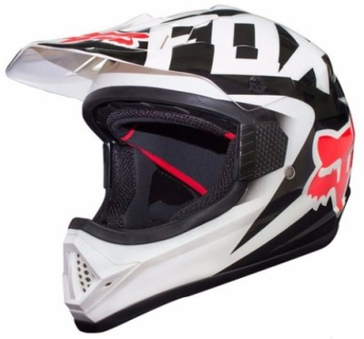 Fox Racing Off Road Helmet Motorsports Helmet - S, L