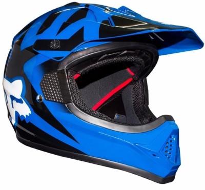 Fox Racing Offroad Helmet Motorsports Helmet - S, L