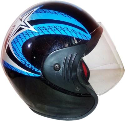 Pik-Up Nano Open Face ISI Motorbike Helmet - M