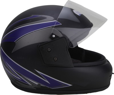 Stranger rayena Motorbike Helmet - L(blue-black)