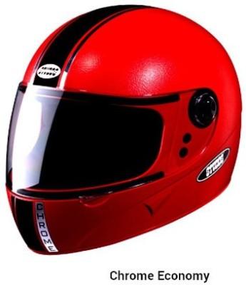 Studds Chrome Economy Motorbike Helmet - L