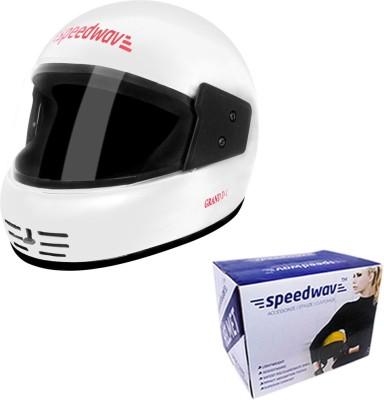 Speedwav 66228 Motorbike Helmet - M
