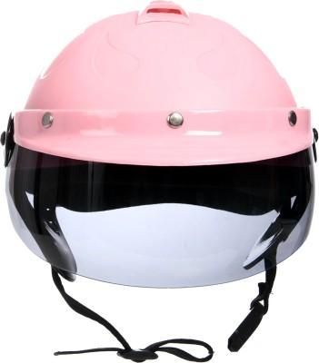 AutoKraftZ Bikerz Helmet_02 Motorbike Helmet - M