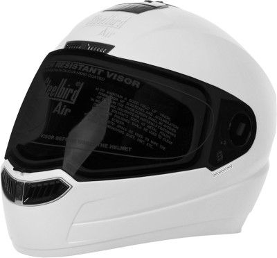 Steelbird Air Dashing Tinted Visor Motorbike Helmet - M
