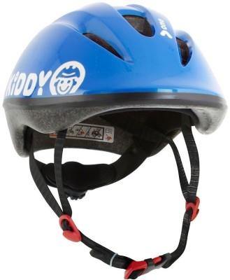 Btwin Kiddy Blue Cycling Helmet - S