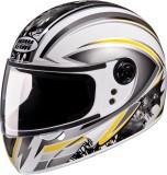 Studds Chrome Super D1 Motorsports Helme...