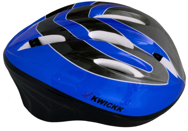 Kwickk Adjustable Skating Helmet(Blue)