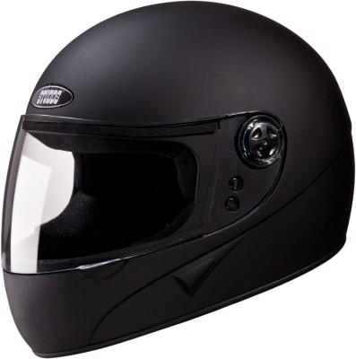 Studds Chrome Super Motorsports Helmet - L