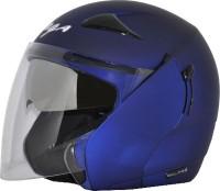 Vega Eclipse Motorsports Helmet - L(Dull Metallic Blue)