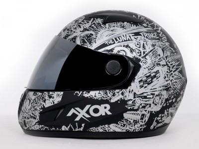 Vega axor speedo Motorbike Helmet - L