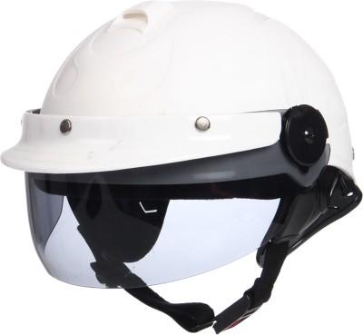 AutoKraftZ Bikerz Helmet BHT004 Motorbike Helmet - M