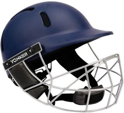 Yonker Cricket Helmet PROTECH with Dial Adjuster-XS Cricket Helmet - XS
