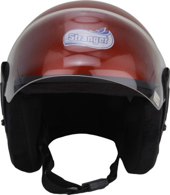 Stranger jack wvp red Motorbike Helmet - L(Red)