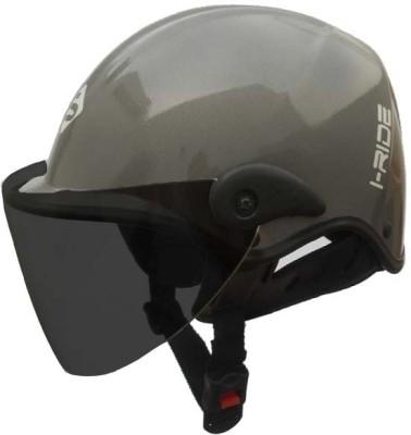 Saviour I-Ride Glossy TV Unisex Motorbike Helmet - M