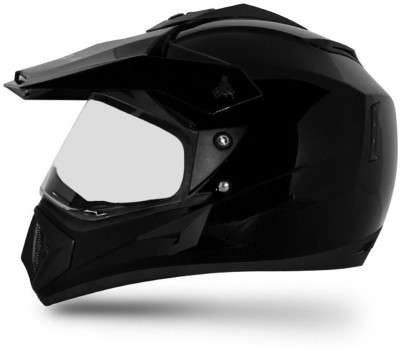 Vega OFF ROAD BLACK Motorbike Helmet - M