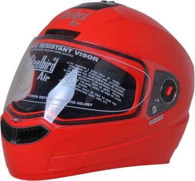 Steelbird Air Dashing Clear Visor Motorbike Helmet - L